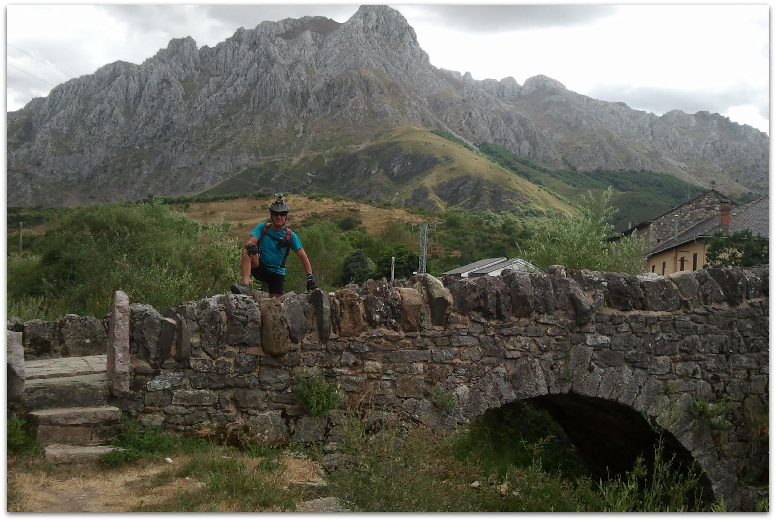 Marcha por la Cordillera Cantábrica . Segunda parte