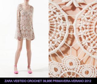 Zara-Vestidos-Macramé-Verano2012
