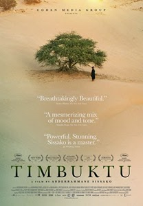 Poster original de Timbuktú