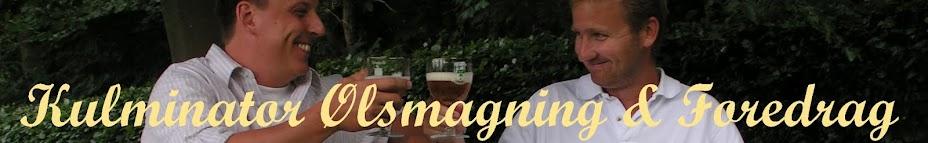 Ølsmagning og ølforedrag - Kulminator