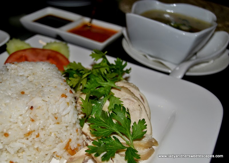 Chimes Hainanese Chicken Rice