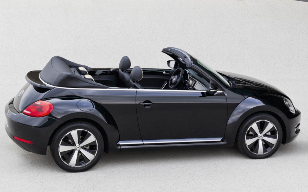 VW Fusca Conversivel 2015