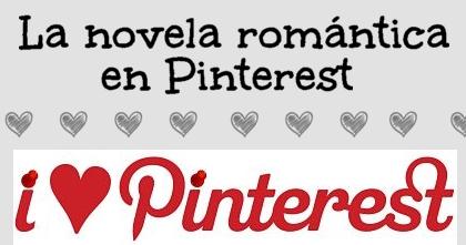 La novela romántica en Pinterest