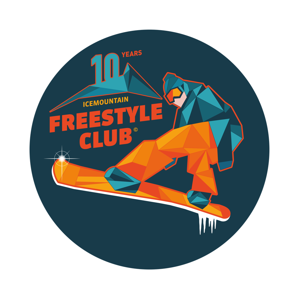 Freestyle Snowboard Club Ice Mountain