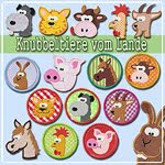 Knubbeltiere vom Lande