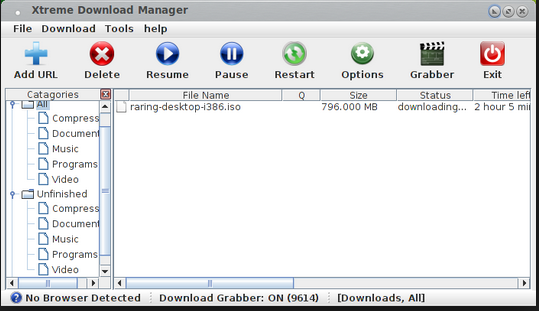 Xtreme IDM Internet Download Manager For Linux, Windows and Mac software