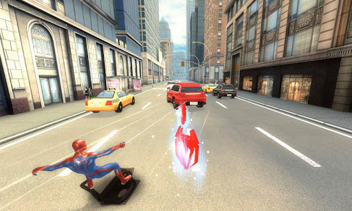 The Amazing Spider Man android apk file