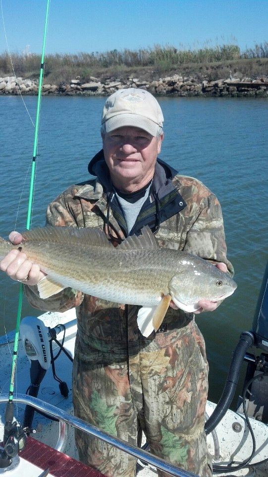 Galveston bay texas and sabine lake fishing reports for Sabine lake fishing