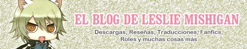El Blog de Leslie Mishigan