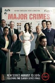 Major Crimes 1×03 Online