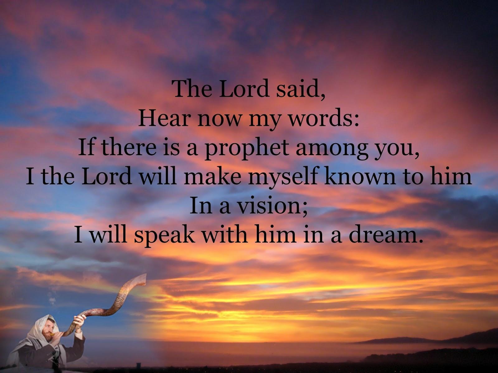 What dreams - prophetic 1