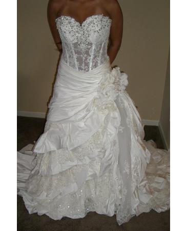 Wedding Dresses Kleinfeld Pnina Tornai 42