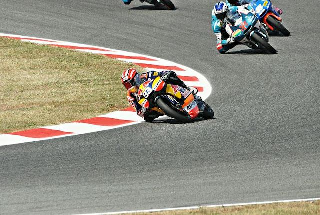 Foto Marc Marquez MotoGP 10