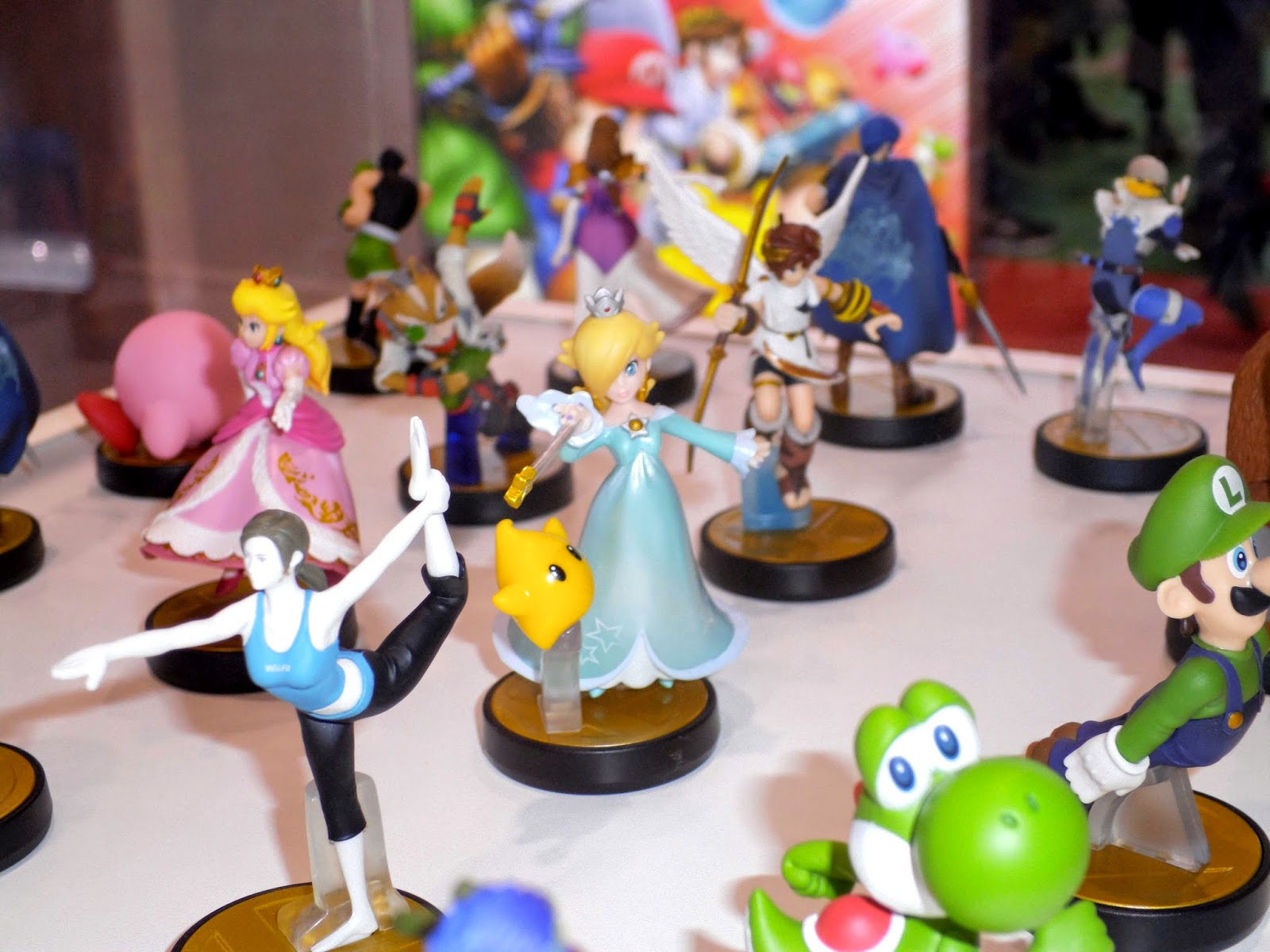 amiibo japan weekend