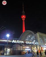 Berlín - Alexanderplatz y Fernsehturm