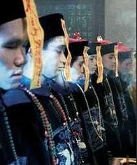 Gambar Hantu Vampir China di Film
