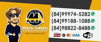 MÁRCIO ADRIANO VIAGENS