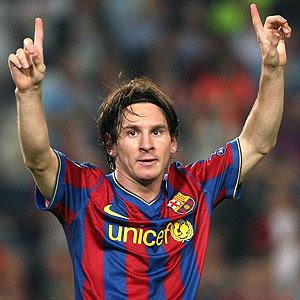 Messi el extranjero con más partidos de azulgrana