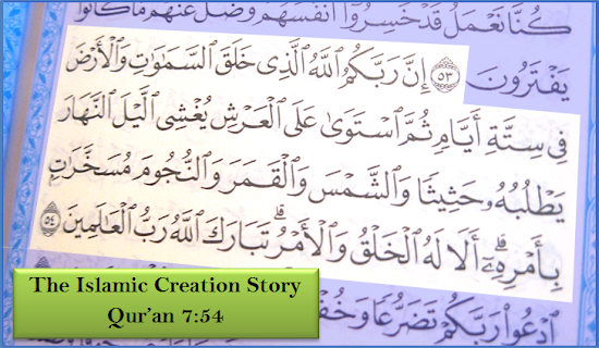 water cycle quran earth
