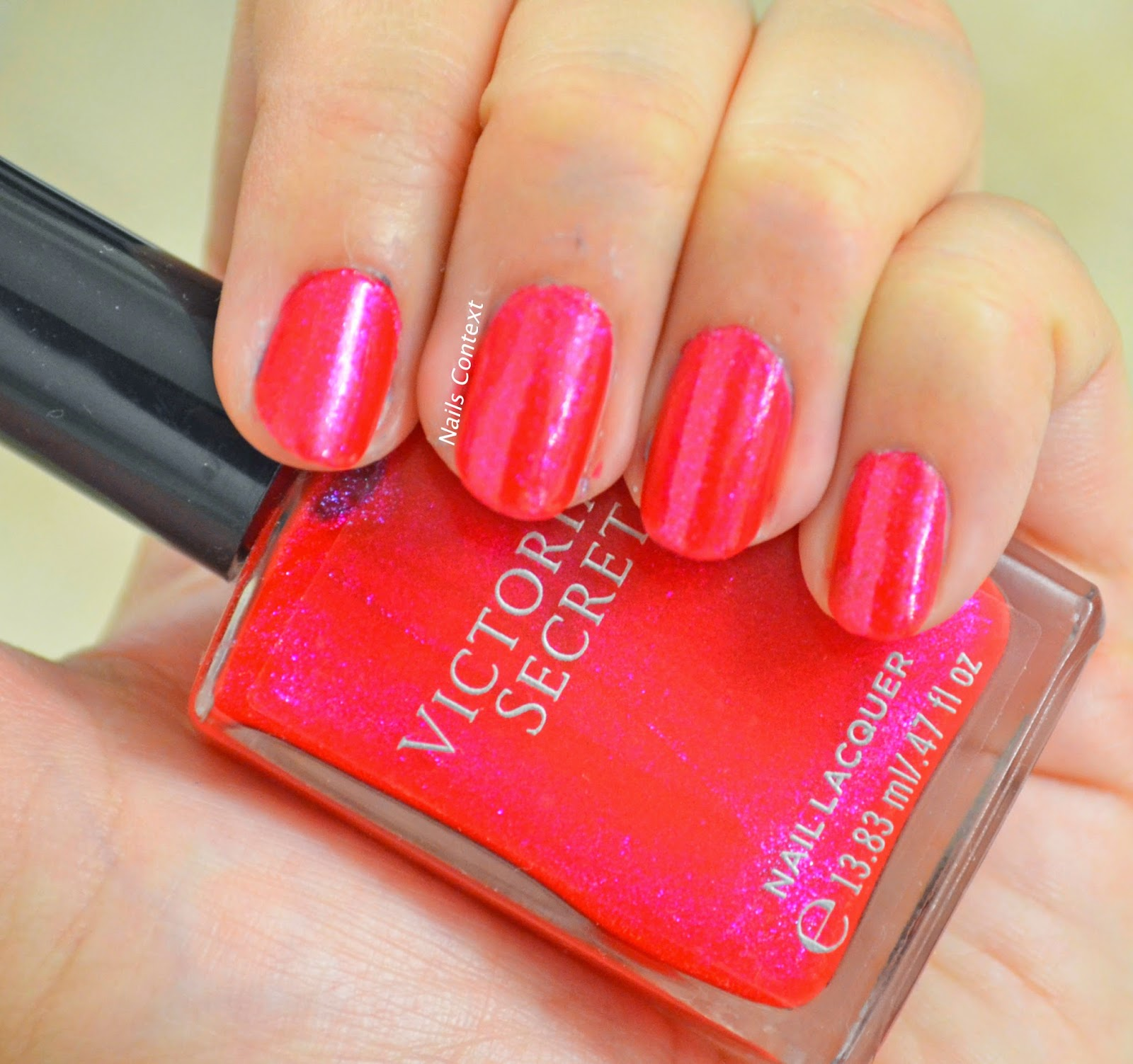 Nails Context: Victoria\'s Secret Swatches