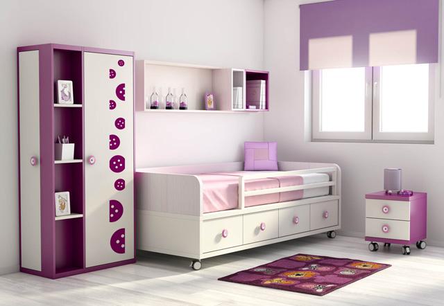 Habitaciones para bebes habitaciones infantiles - Muebles habitacion infantil ...