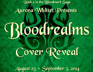 Bloodrealms Cover Reveal & Giveaway