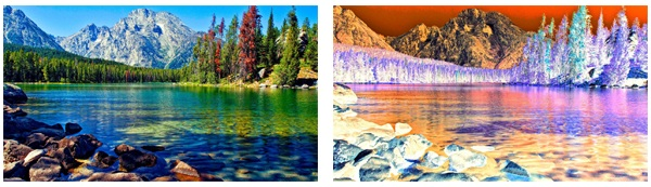 CSS Filter effect: convert to invert image