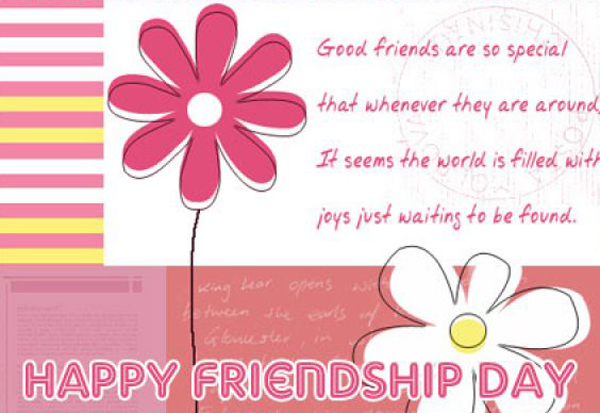 Best  Happy Friendship Day 2014 HD Greeting Cards, Images, Wallpapers
