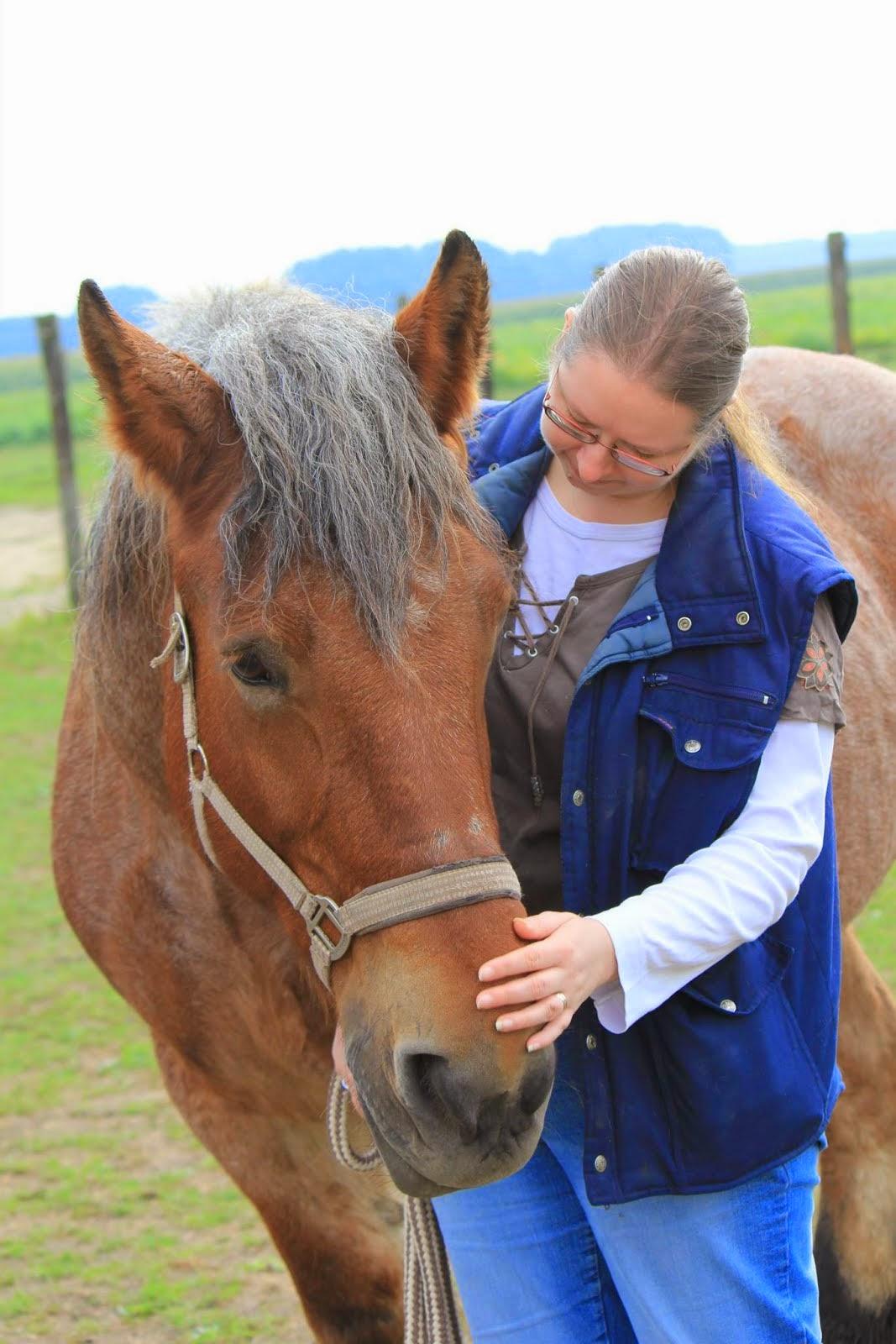 Betsie mijn paard