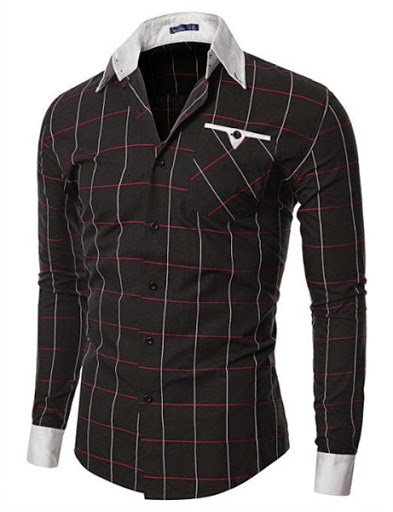 Trend Model Baju Lengan Panjang Pria Modern Terbaru 2017-2018