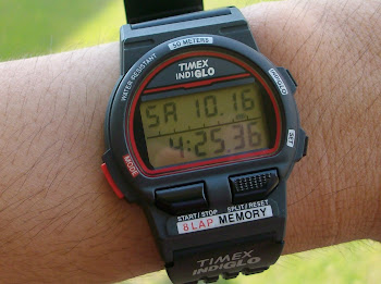 Timex Indiglo 8 Laps Memory