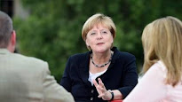 Merkel se presentará a una cuarta legislatura en las generales de 2017