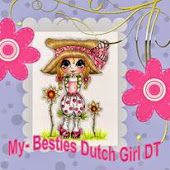 DT Member van het My Besties Dutch Girls Challenge Blog