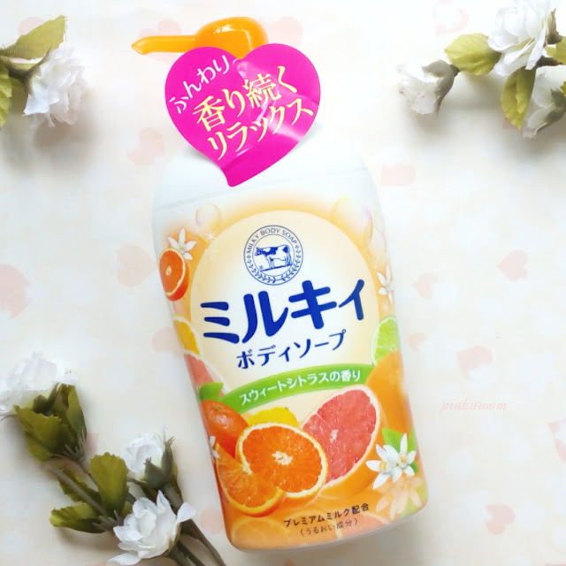Cowstyle Milky Body Soap Refresh Citrus