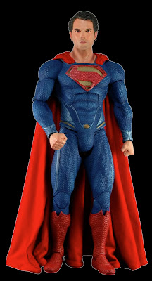 NECA Man of Steel prototype figures premier first look exploders speed flyers Movie Masters 2013 Mattel Play Arts Kai Square Enix toy Commercials Exploders Speed Flyers Leaked Spoilers Mattel Zod Robot Army Black Zero Spaceship FlightSpeeders Stretchy Figures Henry Cavill Superman Man of Steel Movie Masters Action Figures Mattel MattyCollector 2013 NYCC 2012 Dark Knight Rises Rah's Al Ghul Batsignal General Zod henry cavill michael shannon Superman