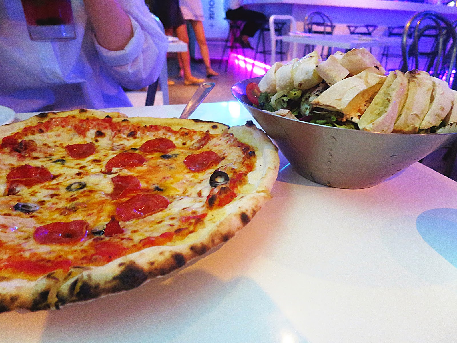 Public House+ Pizza and Salad