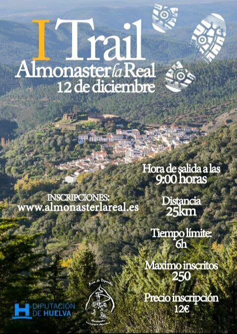I TRAIL DE ALMONASTER LA REAL