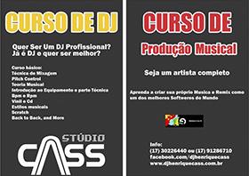 Escola DJ & Produção Musical