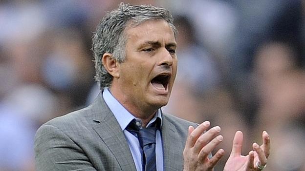 Mourinho insulta hinchas del Barcelona