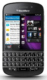 Spesifikasi Blackberry Q10