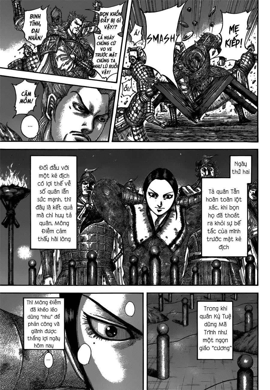 Kingdom – Vương Giả Thiên Hạ chap 539 Trang 3 - Mangak.info