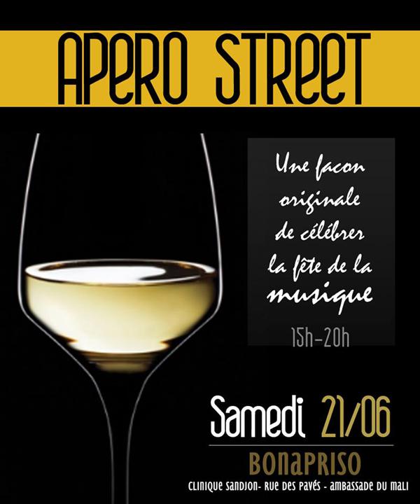 Apero Street - Fête de la Musique - Douala