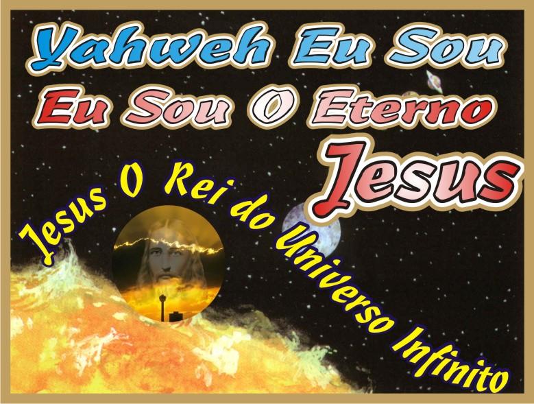 """Yahweh Eu Sou O Que Sou... """"O Senhor"""""""
