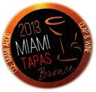 Premios Vino para Tapas Miami 2013