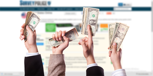 كيف تحقق أكثر من 100 دولار شهرياً عن طريق مواقع ملء الإستبيانات الامريكية المضمونة
