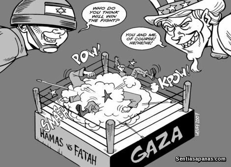 Hamas dan Fatah bergabung