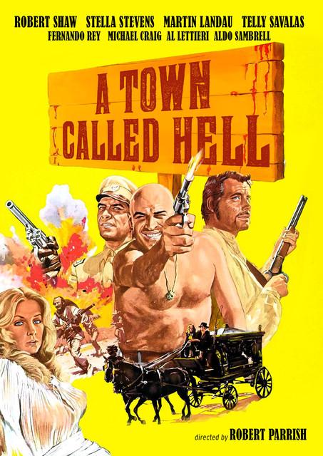Risultati immagini per a town called hell film 1971