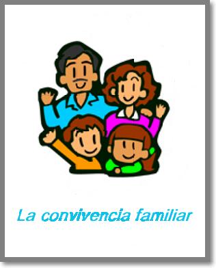 La convivencia familiar