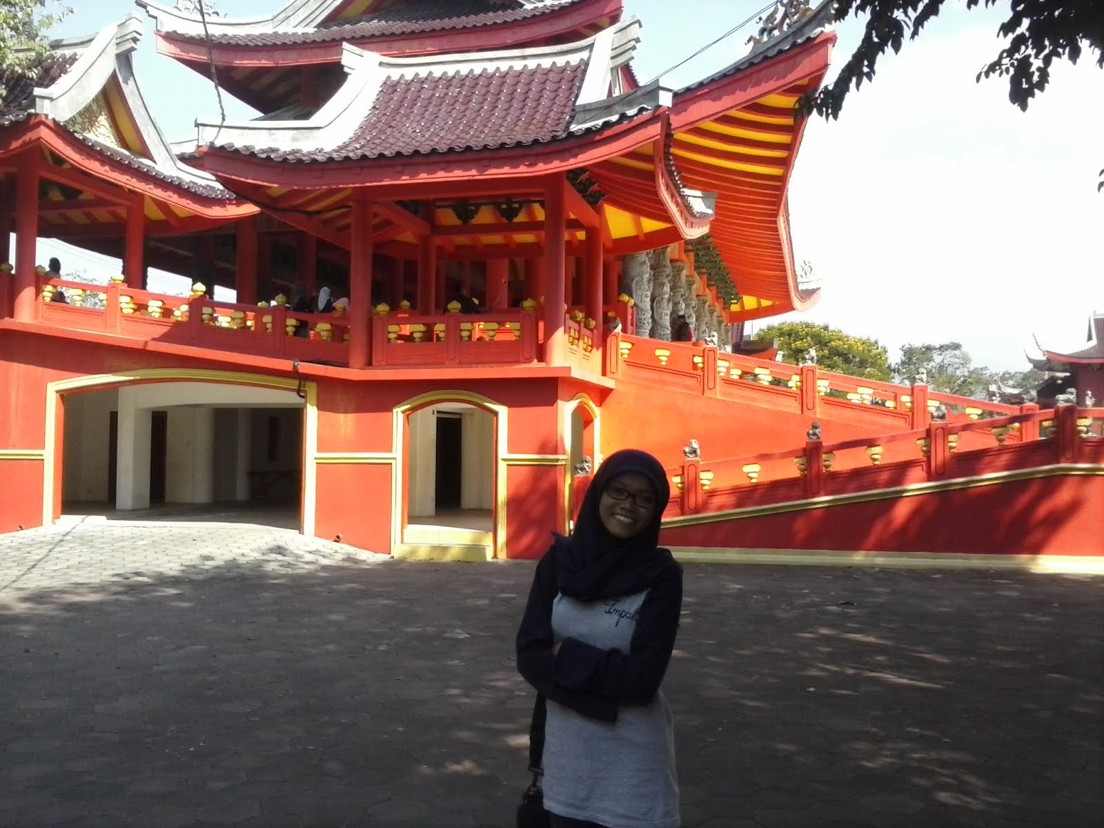 Sam Poo Kong, Semarang