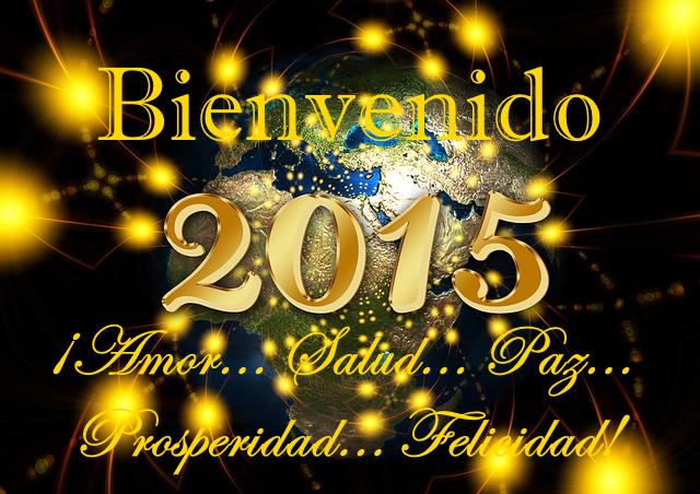 Bienvenido 2015 Bloghotpoint